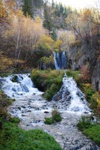 image roughlock falls, spearfish canyon south dakota