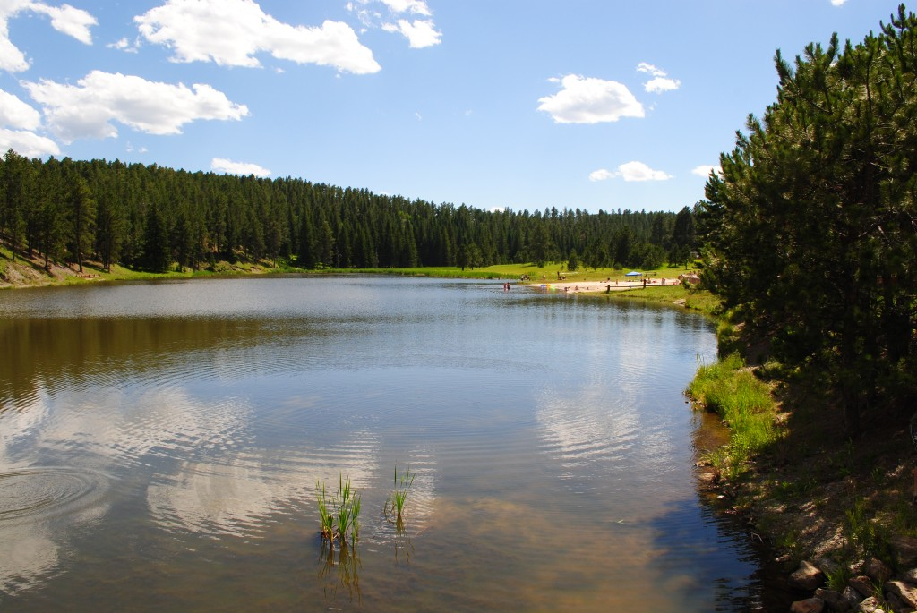 image Roubaix Lake, Black Hills National Forest