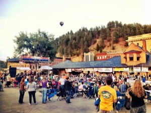 Live Music at the Jam in the heart of Deadwood