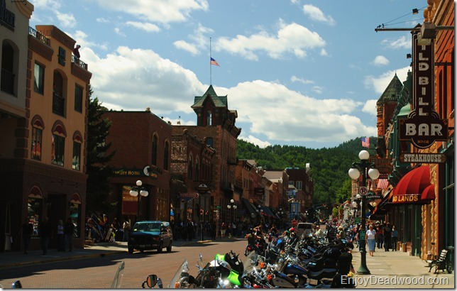 photo Deadwood South Dakota