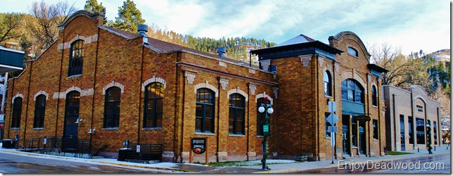 Deadwood Recreation Center, Deadwood South Dakota