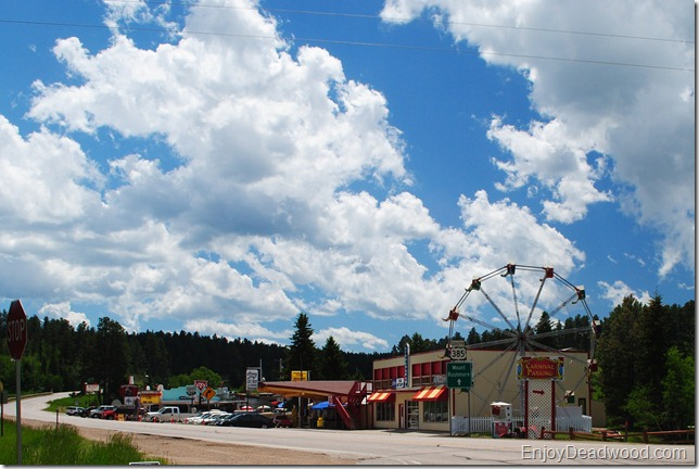 Boondocks Deadwood South Dakota Black Hills