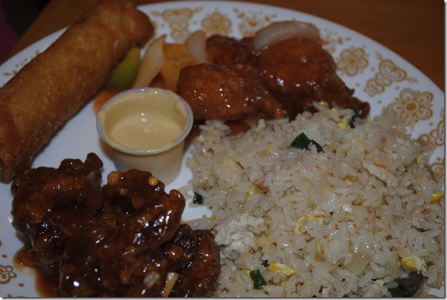 photo of food from Miss Kitty's Chinatown Cafe in Deadwood SD