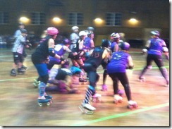 photo Roller Derby in Deadwood