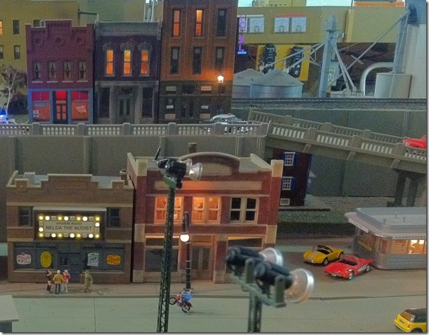 model train Deadwood South Dakota